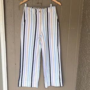 Tory Burch striped pants